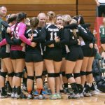 Varsity Volleyball Competes at Lumen Christi Tournament