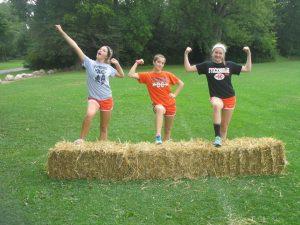 Stockbridge Girls Cross Country