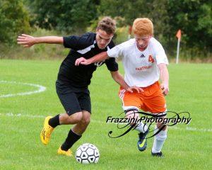 Stockbridge Boys Soccer vs Dansville