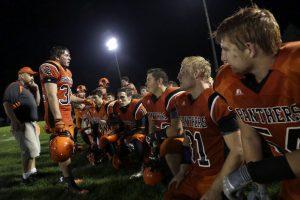 Varsity Football vs. Leslie