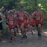 Stockbridge High School Cross Country Varsity Boys finishes 1st place at G.L.A.C. Jamboree I at Perry