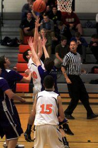 Boys Freshman Basketball 12-11-14