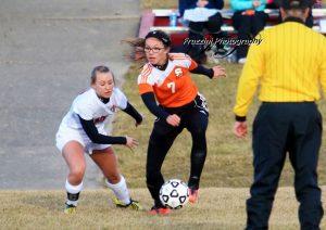 Girls Varsity Soccer vs Northwest