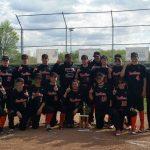 Stockbridge High School Varsity Baseball falls to Jonesville High School 10-3