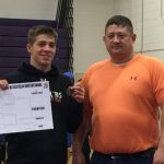 3 Grapplers bring home Medals from Blissfield Tournament