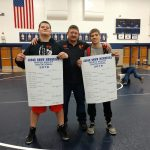 Coop and Bunce Champs, Freiermuth 4th