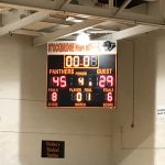 Girls 7th Grade Basketball beats Leslie 45 – 29