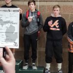 Kael Bunce Takes 2nd, Heading to State Finals at Ford Field