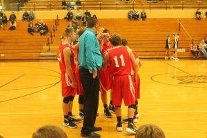 Boys' JV Basketball 2015-2016