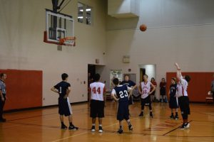 7th Grade Boys' Basketball 2015-2016