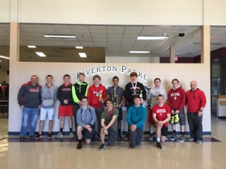 Rambler Athletes take honors at WRC Weightlifting