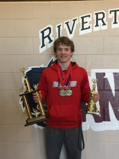 WRC Weightlifting Update – Drew Sheridan