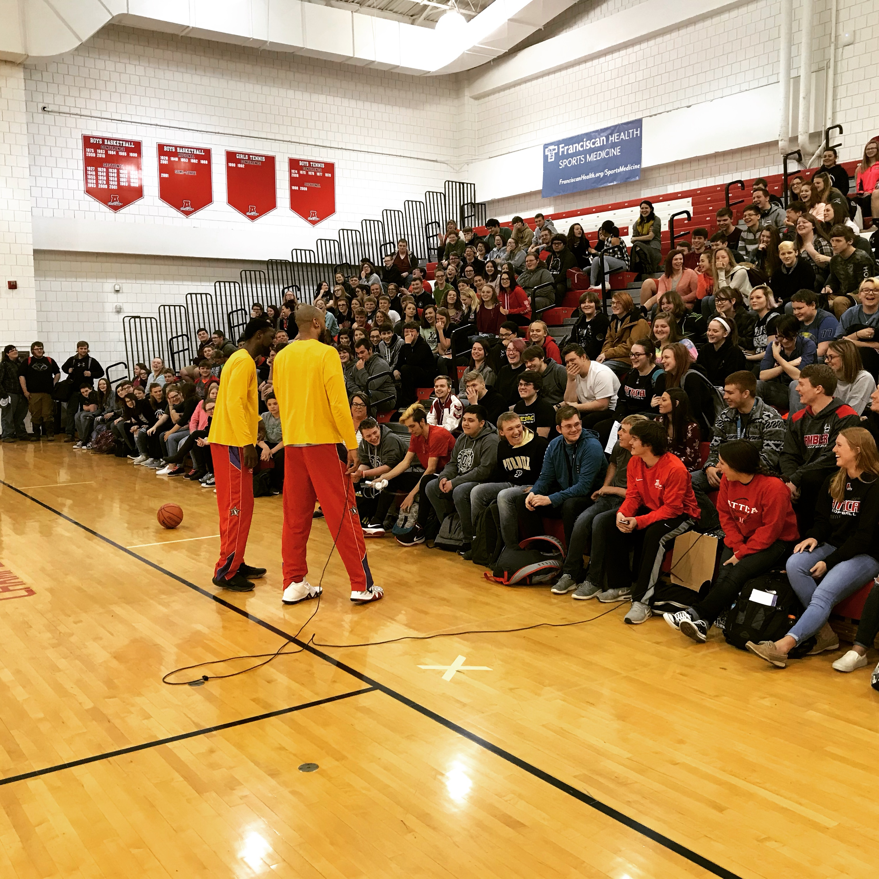Get your Harlem Wizards Tickets today!!