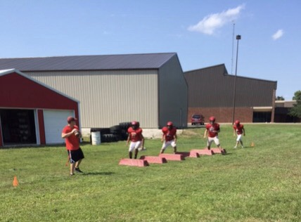 FALL CAMP FRENZY: ATTICA LOOKS TO CONTINUE ITS SUCCESS UNDER RYAN GOOD