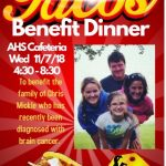Falls Awards/Family Night/Taco Dinner