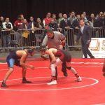 Jorden Douglass State Qualifier Wrestling 2019
