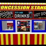 Winter Concessions  Sign-UPS