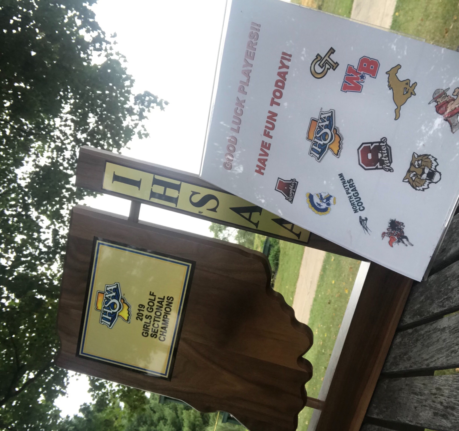 Attica Girls Golf Host IHSAA Sectional #20 at Harrison Hills Golf and Country Club