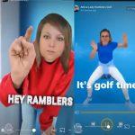 Lady Ramblers Golf Call May 15th