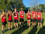Boys Cross Country Place 2nd at Seeger Invite