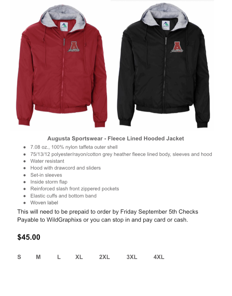 Attica Rambler Jackets Available at WildGraphixs