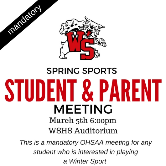 2018 All Spring Sports Meeting