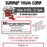 Summer Youth CHEER Camp