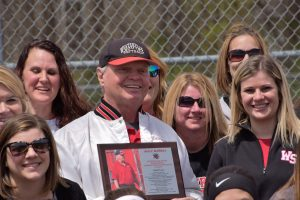 Jerry Kelbley Field Dedication