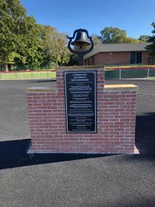 Memorial Victory Bell