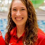 Assistant Swimming Coach Kristy Lahoda