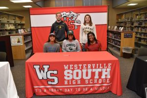 Five Wildcats Sign NLI
