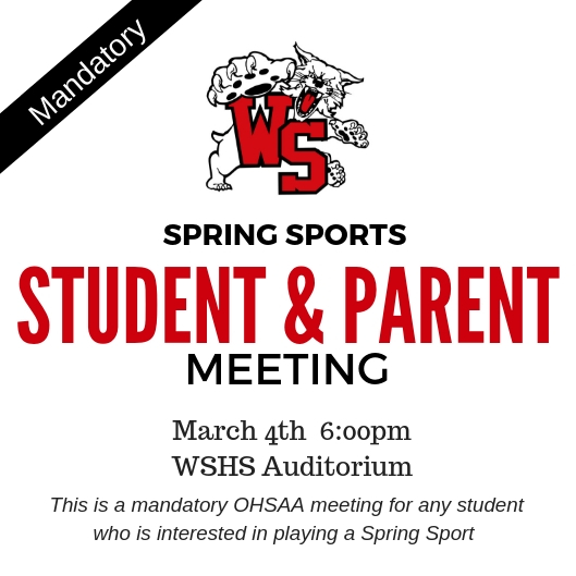 Spring Sports Meeting