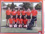 2020 – Westerville South Girls Golf Team