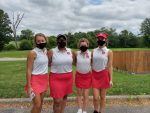 Lady Wildcats defeat Big Walnut in Varsity Golf