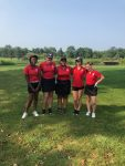 Lady Wildcats place 5th at the Blacklick OCC event