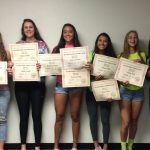 Division/Section Volleyball Awards