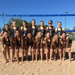 Beach Volleyball Advances to Playoffs