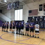 Millennium Boy's Volleyball