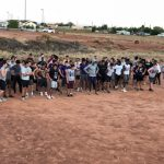 2018 Tiger Football Team Camp