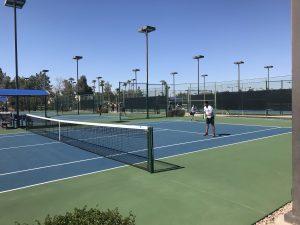 Boys Tennis 2018