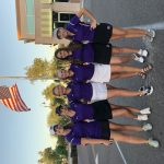 Girls Varsity Golf finishes 1st place at Willow Canyon, Desert Edge