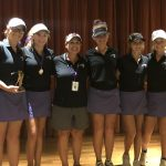 Girls Varsity Golf finishes 4th place at Roar Classic