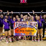 Girls Volleyball Wins State Championship!