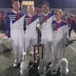 Band Finishes 2nd at AZMBA State Championships!