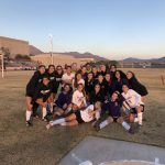 Girls Varsity Soccer ties Desert Mountain 0 – 0