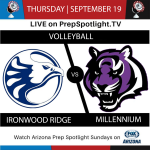 PREPSPOTLIGHT TV To Broadcast Thursday's Volleyball Game