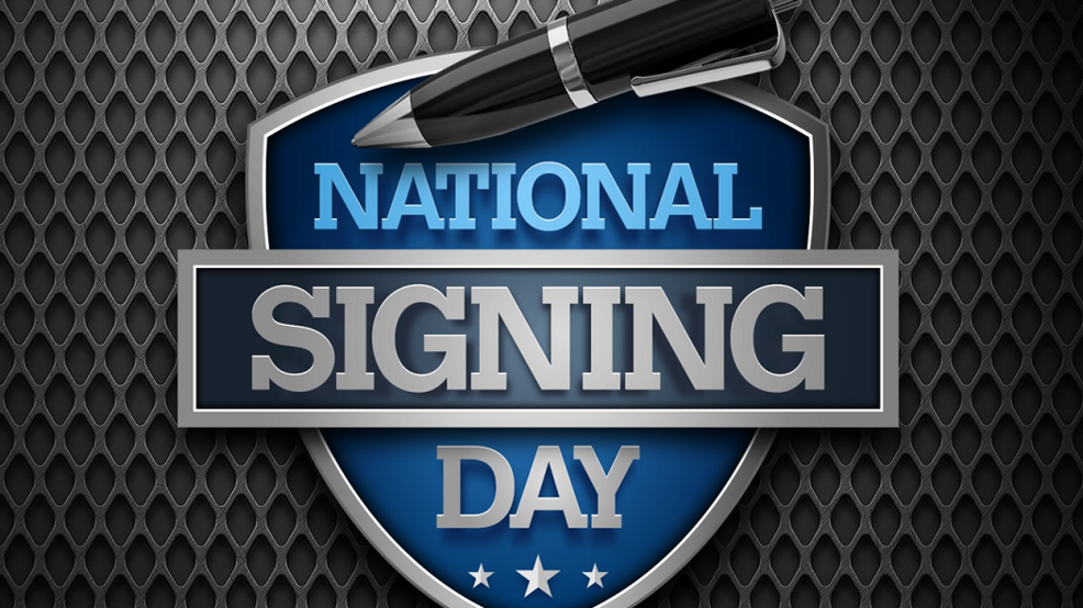 Student Athletes Sign Letter of Intent