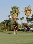Boys Varsity Golf beats Ironwood 166 – 224
