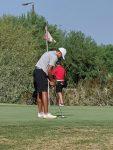 Boys Varsity Golf finishes 1st place at Boys Golf Match vs. Verrado and Valley Vista