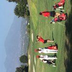 Mission Viejo High School Girls Varsity Golf falls to Mater Dei High School 191-245